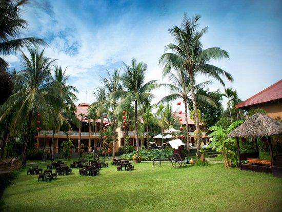 Vinh Hung Riverside Resort: Garden resort