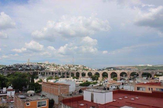 El Acueducto De Queretaro : Acueducto Querétaro