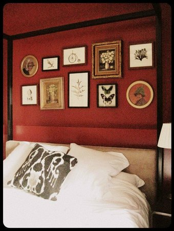 The Redbury Hollywood: Bed