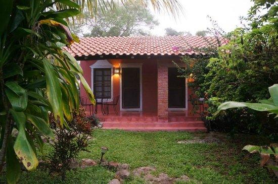 Hacienda Hotel Santo Domingo: Nuestra Habitacion
