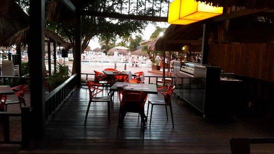 Sunscape Curacao Resort Spa & Casino: Himitsu