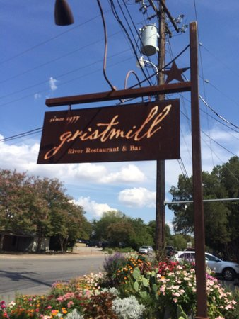 Gristmill : Sign
