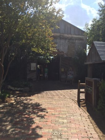 Gristmill : Entrance