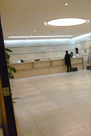 Hearton Hotel Minamisenba: Hotel lobby