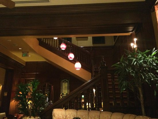 Hotel Grano de Oro San Jose : Stairs to Restaurant