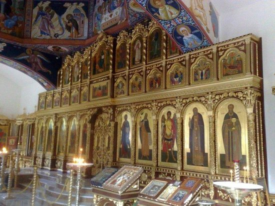 Iglesia Ortodoxa Rusa San Miguel Arcangel : Precioso