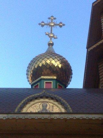 Iglesia Ortodoxa Rusa San Miguel Arcangel : Cupula