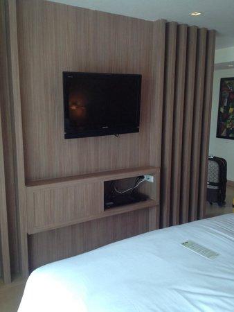 Centara Pattaya Hotel: Family studio room...