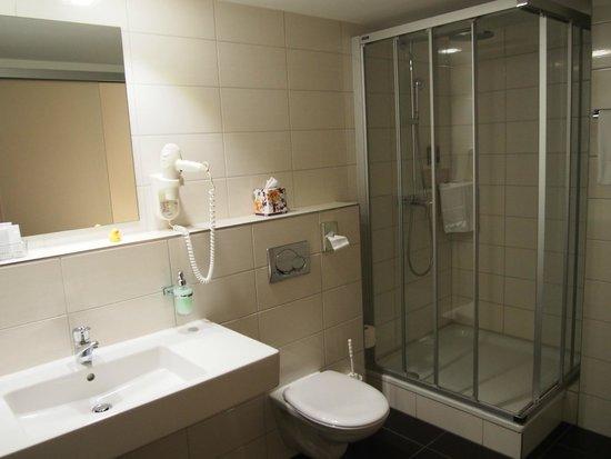 Sorell Hotel Rütli: Hotel room - Bath