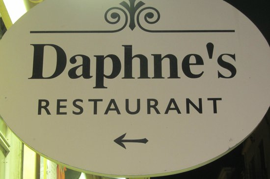 Daphne's : Great restaurant