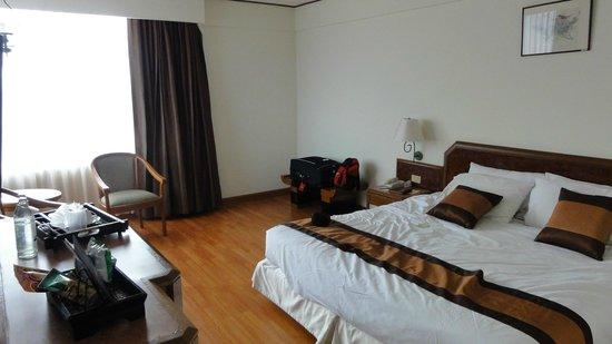 Duangtawan Hotel Chiang Mai : room