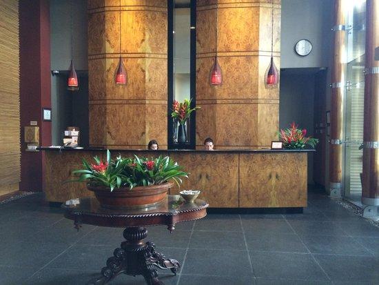 Hotel Grano de Oro San Jose : Hotel Front Desk