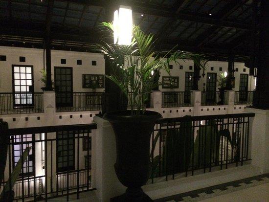 The Siam: Hallway
