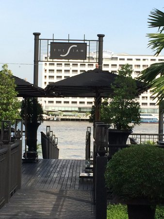 The Siam: Pier