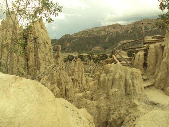 Valle de la Luna: View5