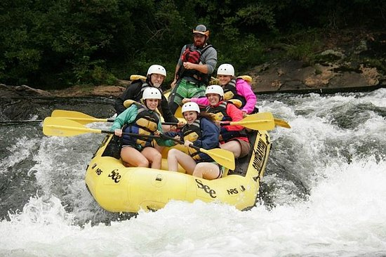 Southeastern Expeditions: Family Rafting