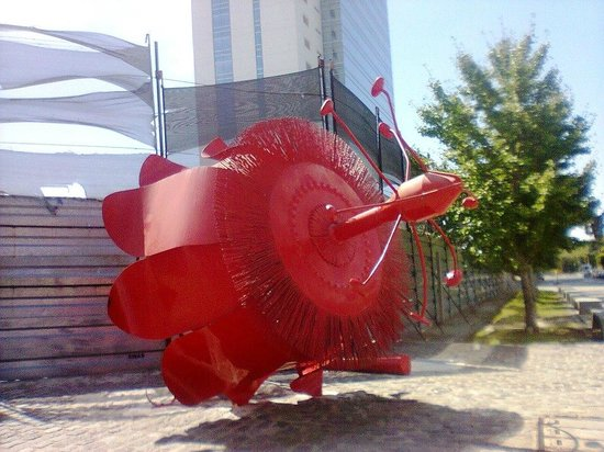Puerto Madero Escultura