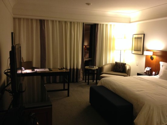 The Westin Melbourne: Room