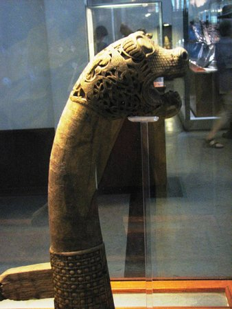 Viking Ship Museum : One of the ornaments