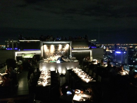 Moon Bar Bangkok : Moon Bar