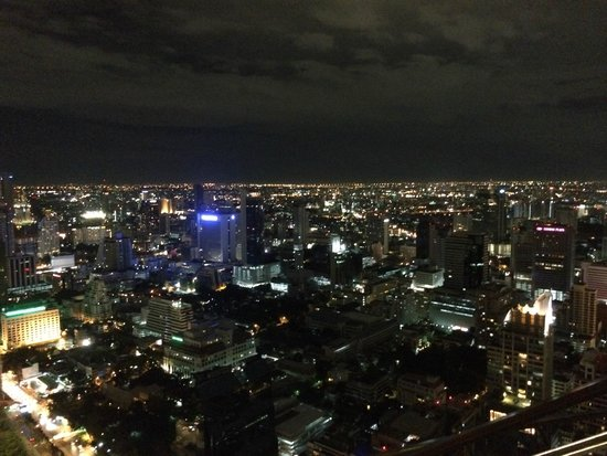 Moon Bar Bangkok : View