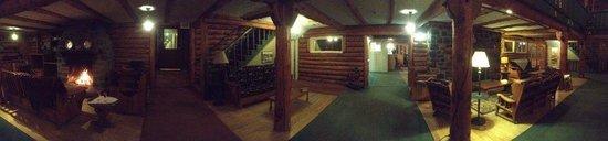 Manoir Alpine : Relaxation