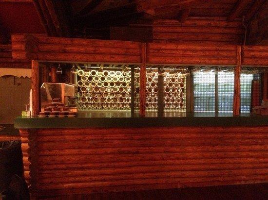 Manoir Alpine : Bar