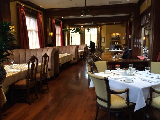 Restaurante Grano de Oro: Dining Room