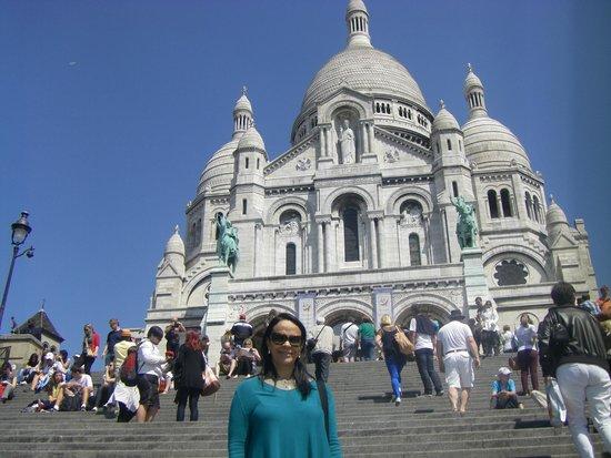 Basilique du Sacré-Cœur de Montmartre : basilica de Sacre-Coeur
