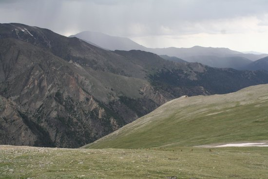 Trail Ridge Road : Another amazing view