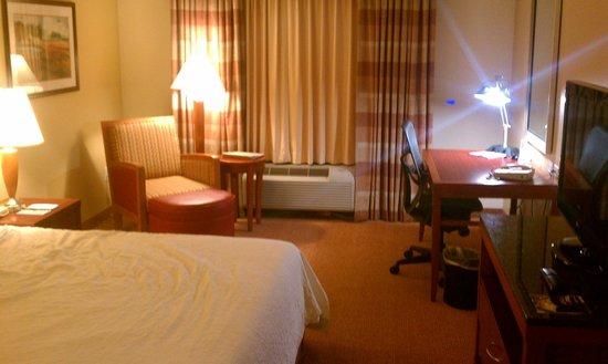 Hilton Garden Inn Dallas/Allen: Looking from the entryway
