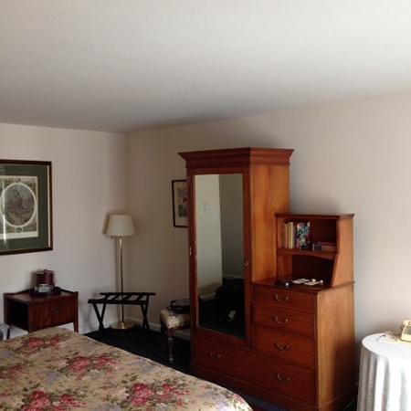 Church Hill Inn: fox and hounds room