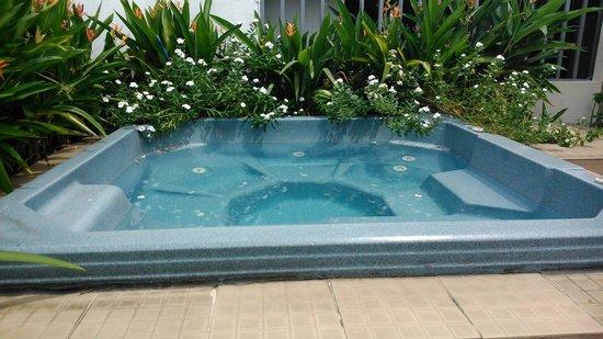 Hotel Veracruz: Jacuzzi en el hotel