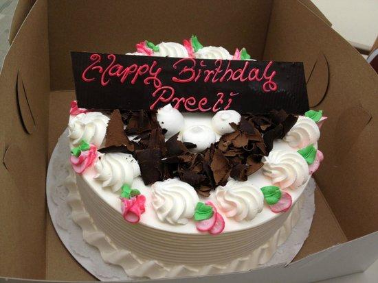 Graf's Pastry : Strawberry Cake
