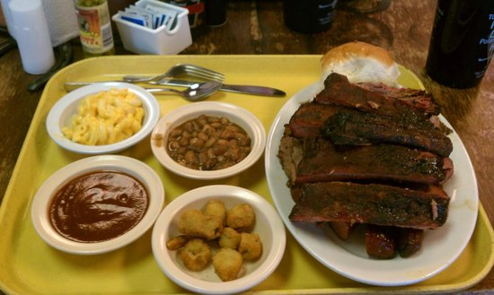 Bartleys BBQ: All you can eat with generous helpings