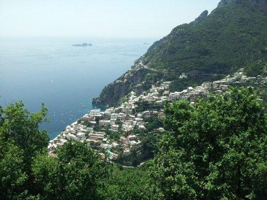 La Tagliata: View from our table