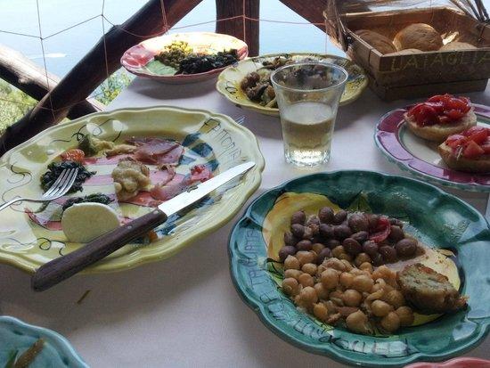 La Tagliata: Appetizers