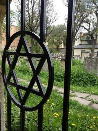 Jewish District (Kazimierz): the cemetery