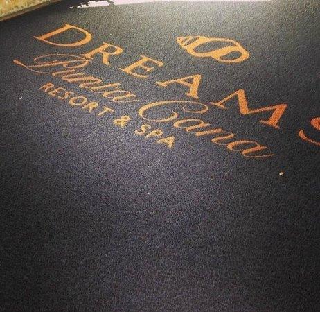 Dreams Punta Cana Resort & Spa : Where you enjoy your vacation