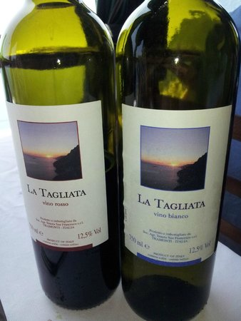 La Tagliata: House Wine