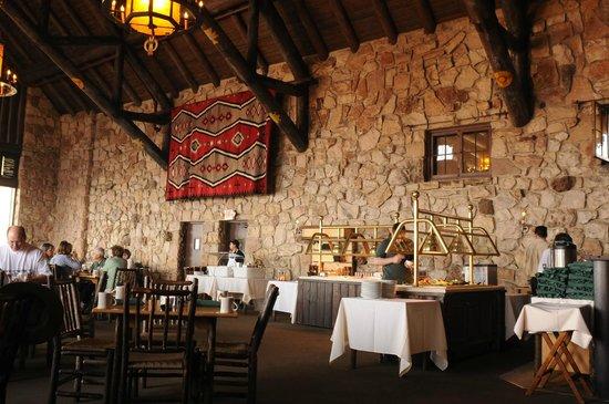 Grand Canyon Lodge - North Rim: buffet breakfast or ala-carte