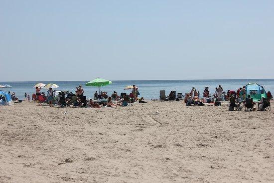 Cobourg Beach: A Day At The Beach - Cobourg