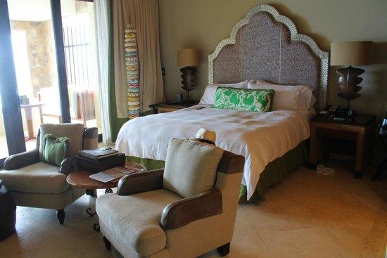 The Resort at Pedregal: Oceanview Deluxe King room
