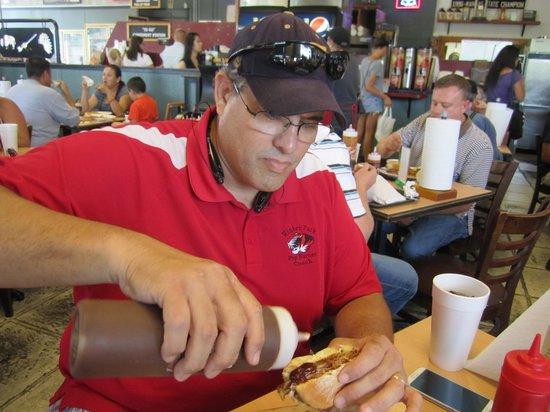 Joe's Kansas City Bar-B-Que: Best Sauce Ever