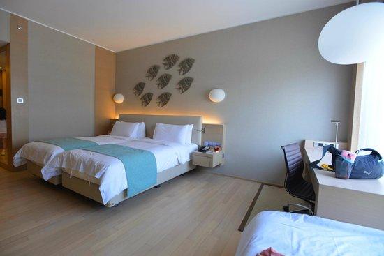 Hotel Jen Puteri Harbour, Johor: July 2014