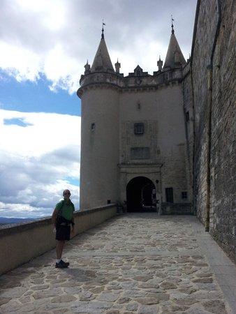 Les Mejeonnes : Grignan Castle