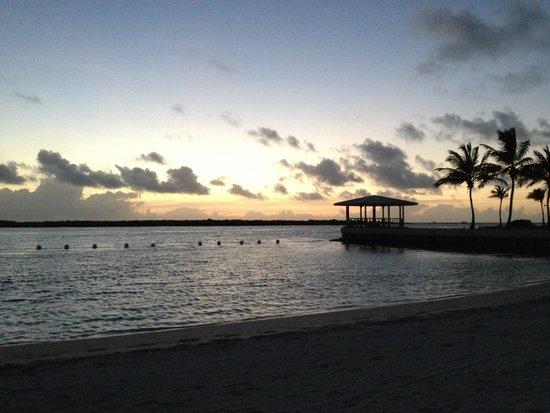 Blue Haven Resort: Sunrise