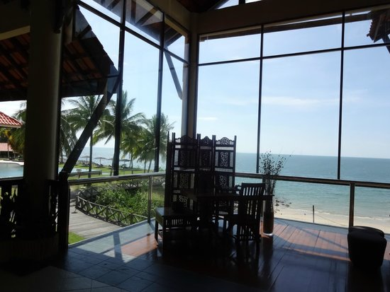 Permai Rainforest Resort: View