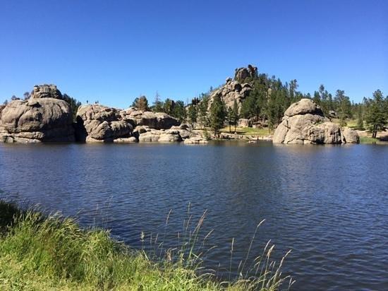 Sylvan Lake: Syylvan Lake on a beautiful day!