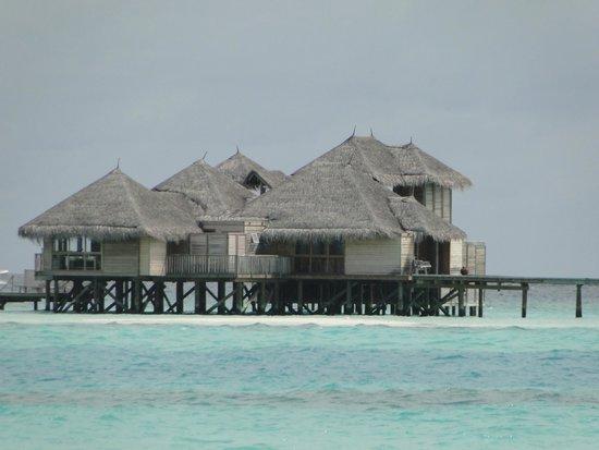 Water Villas At Paradise Island And Resorts Maldives Picture Of